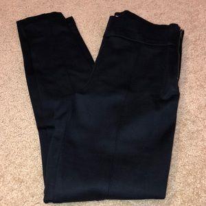 NWT Gap side zip leggings